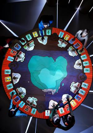 Affiche de L'Aventure humanitaire autrement