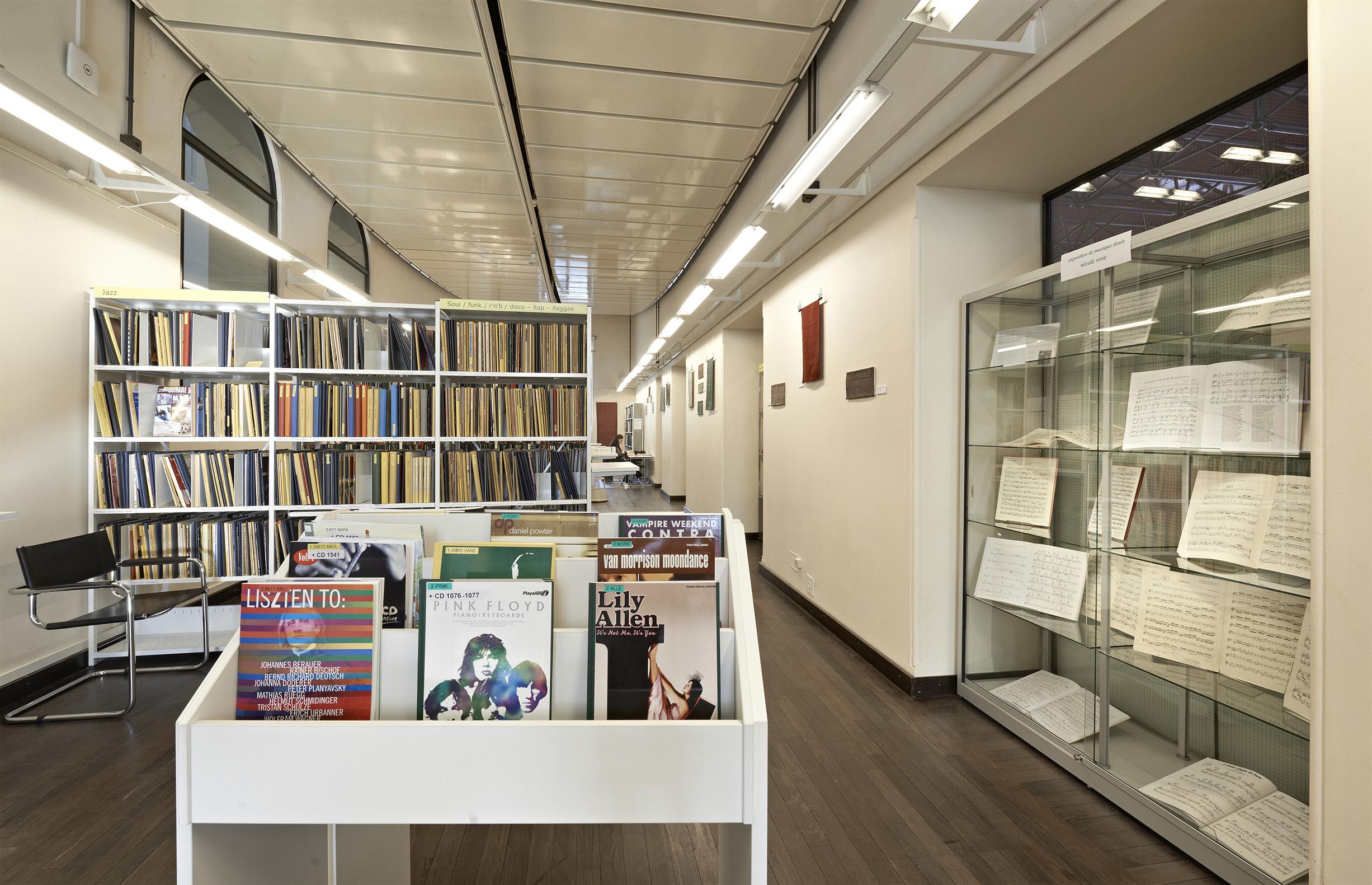 Photo de La Musicale de la Bibliothèque de Genève (BGE)