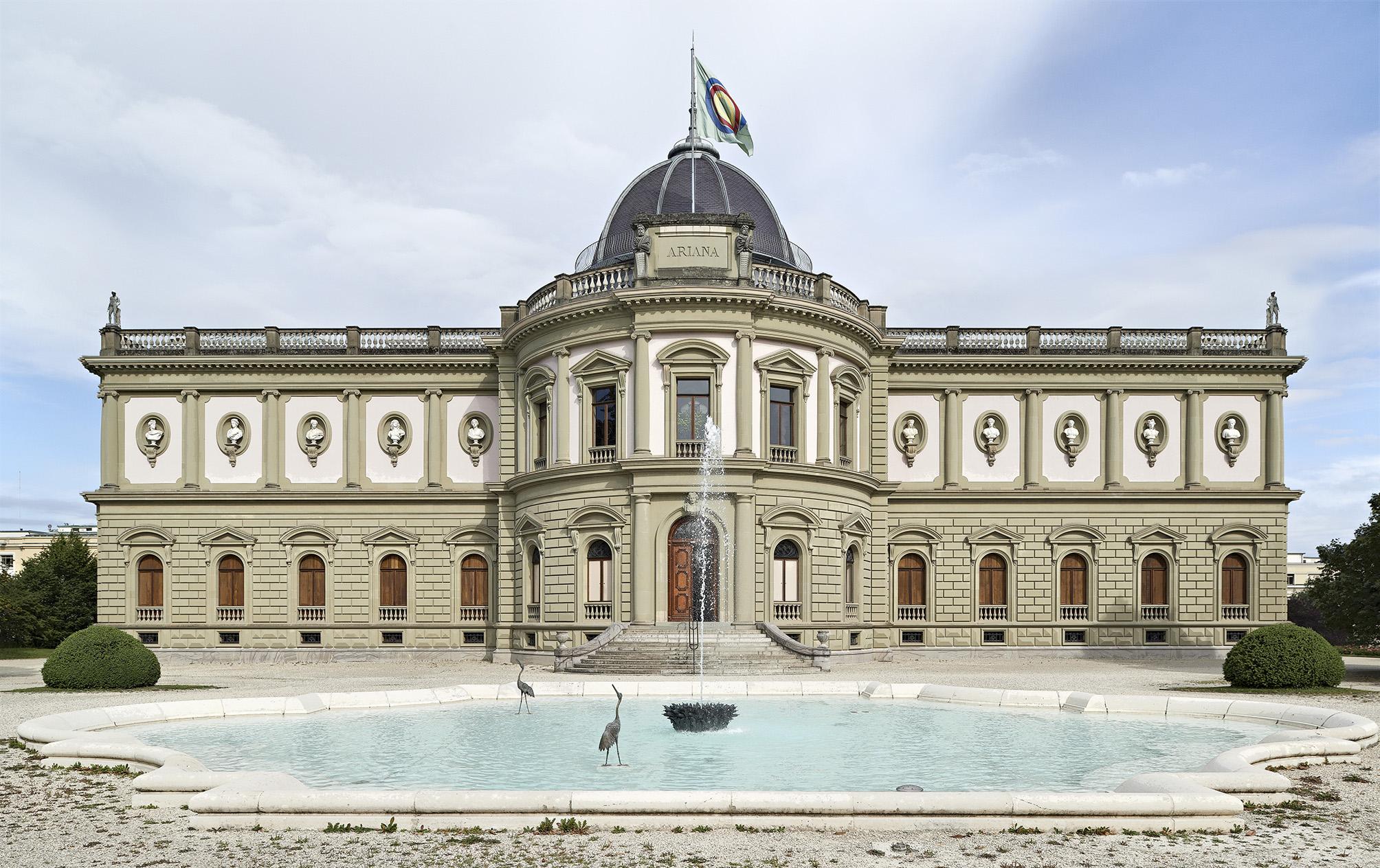Photo de Musée Ariana, musée suisse de la céramique et du verre