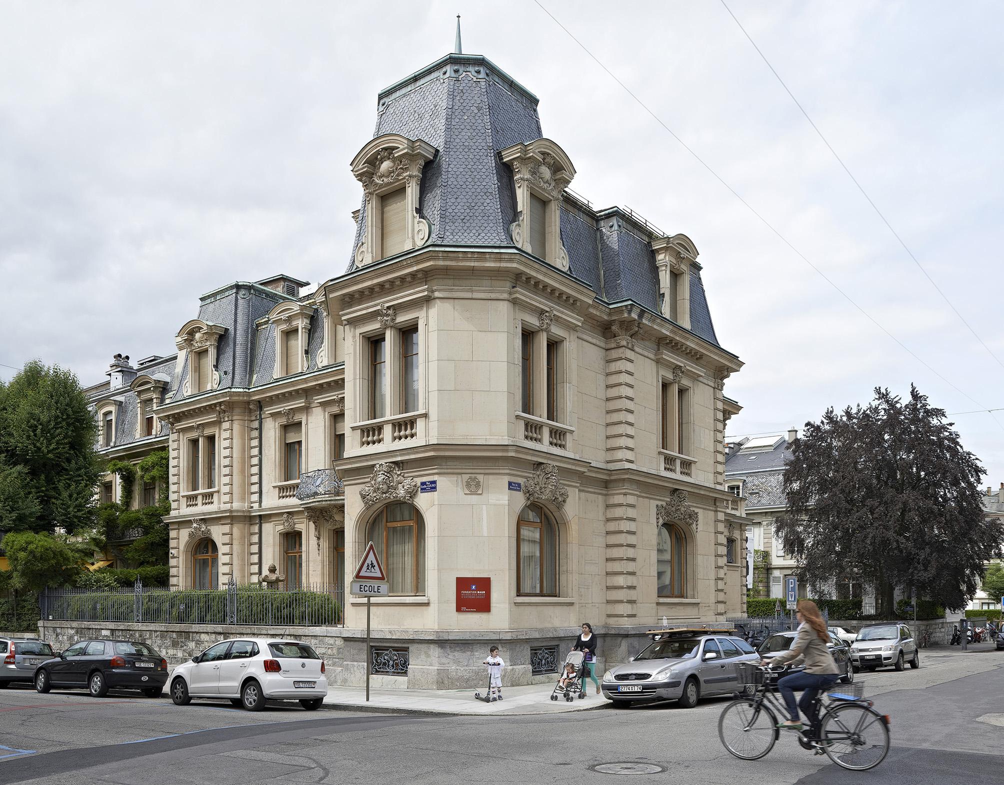 Photo de Fondation Baur, musée des arts d'Extrême-Orient