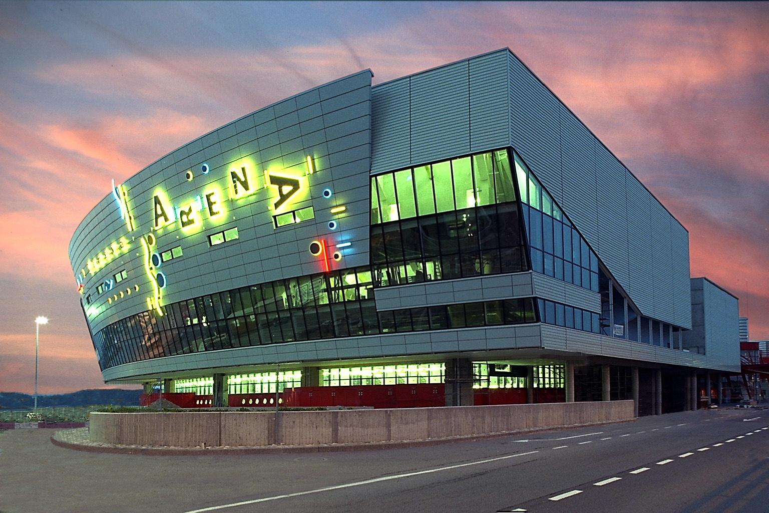 Photo de Arena de Genève