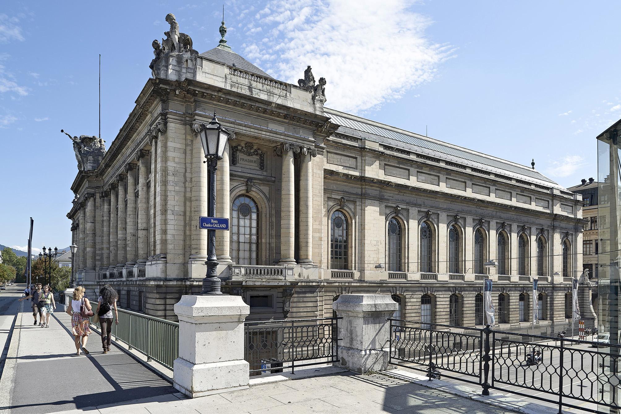 Photo de Musée d'art et d'histoire (MAH)