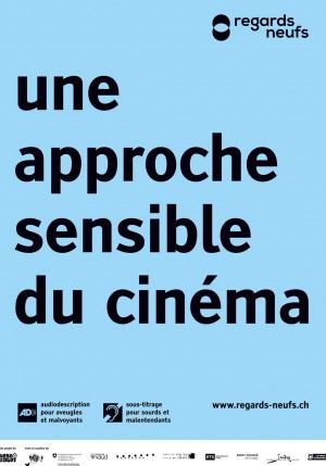 Affiche de Regards Neufs, une approche sensible du cinéma