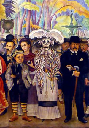 Affiche de Frida / Diego