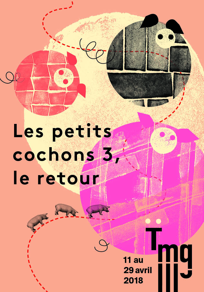 Affiche de Les Petits cochons 3, le retour