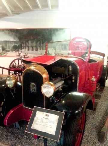 Photo de Musée du Service d'Incendie et de Secours de la Ville de Genève