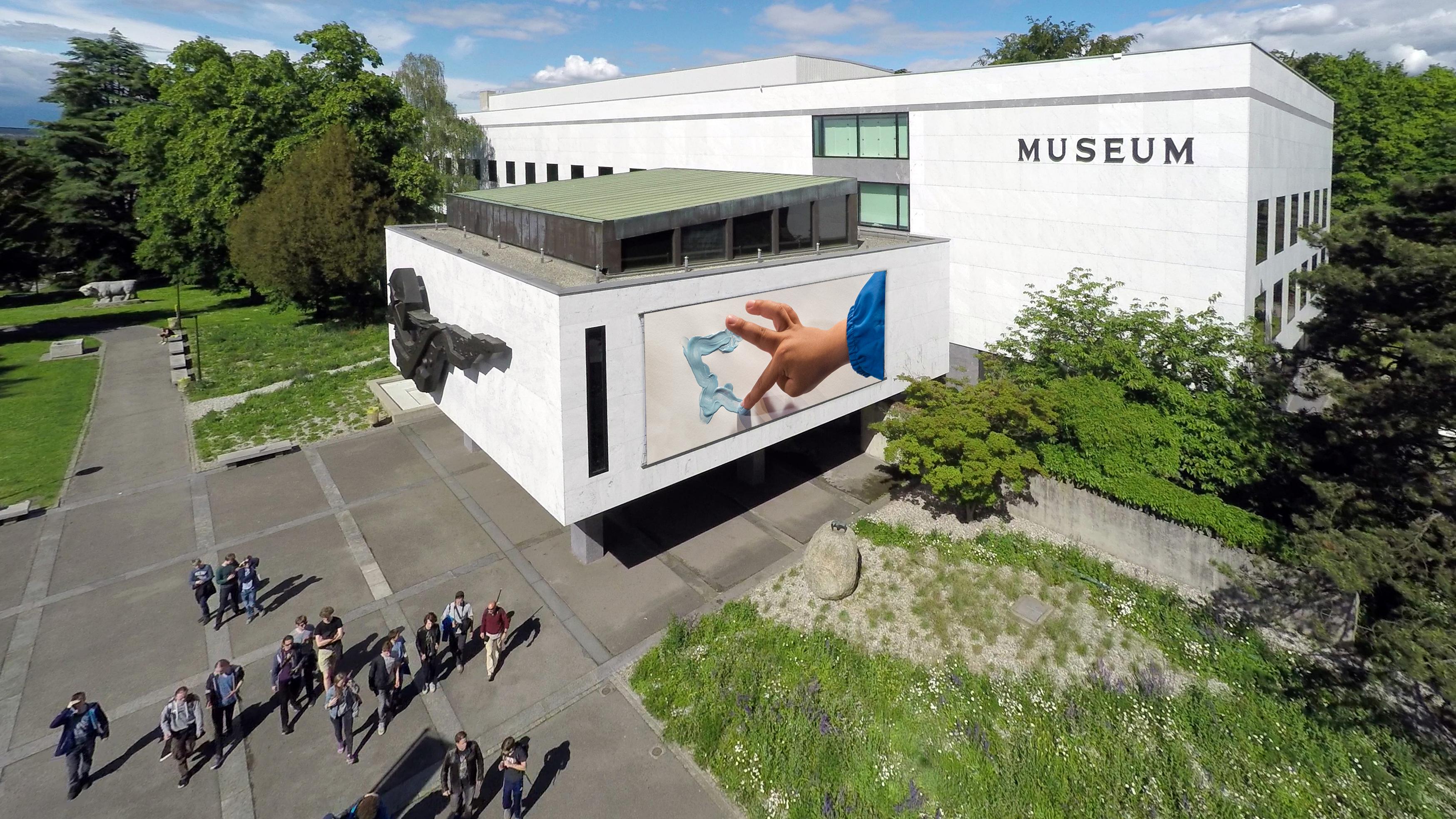 Affiche de 10 objets de la collection du Musée d'histoire naturelle