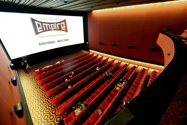 Photo de Cinérama Empire
