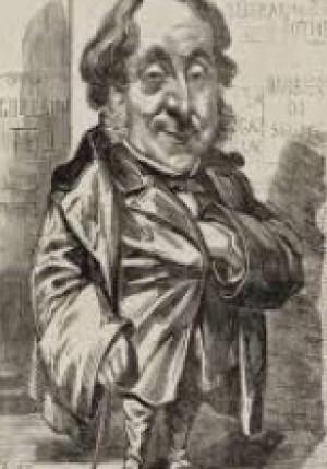 Affiche de Rossini/Satie : Musique, Amour et Fantaisie