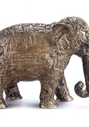 Affiche de À la rencontre de Siam l'éléphant