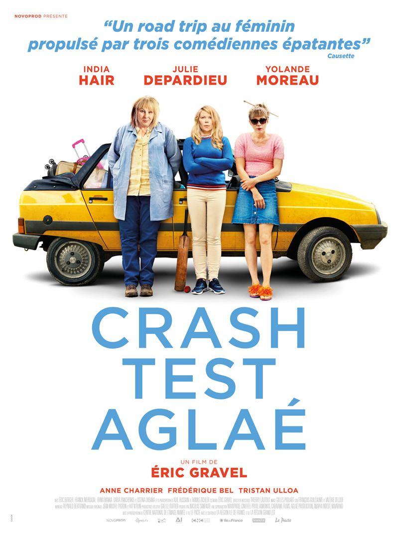 Affiche de Crash Test Aglaé