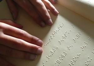 Affiche de Atelier de sensibilisation à la lecture et à l'écriture du braille