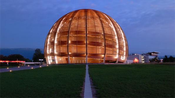 Affiche de Visite-atelier Facile à comprendre au Globe de la science et de l'innovation du CERN