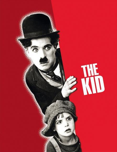 Affiche de Ciné-piano The Kid
