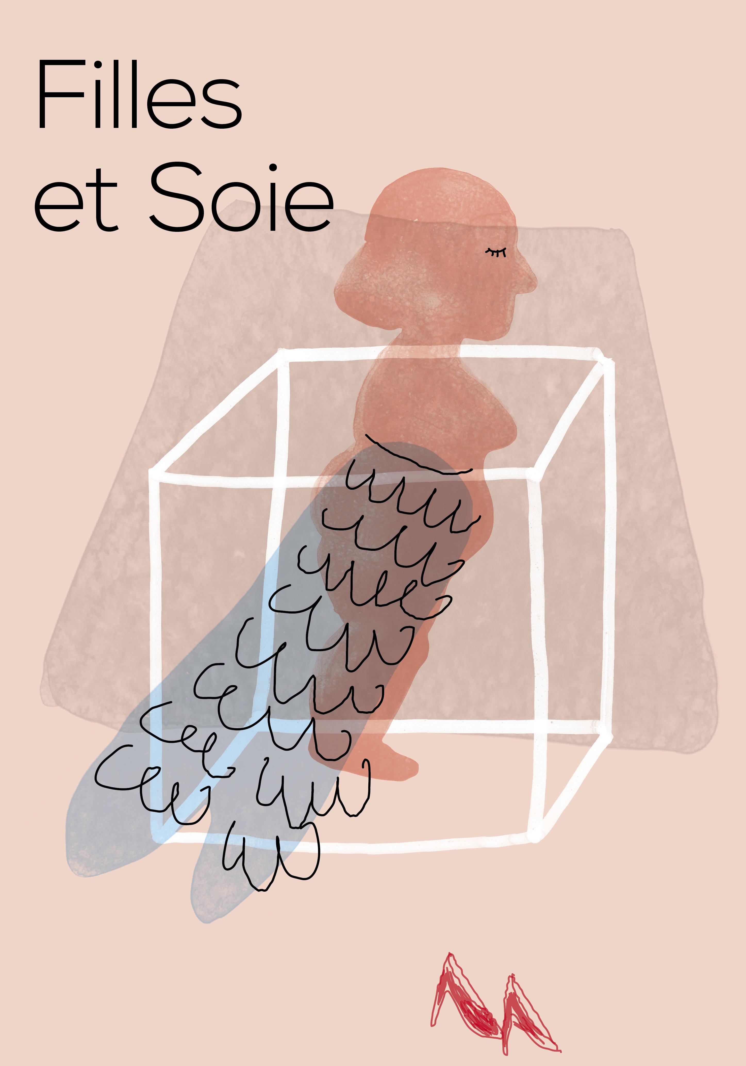 Affiche de Filles et Soie