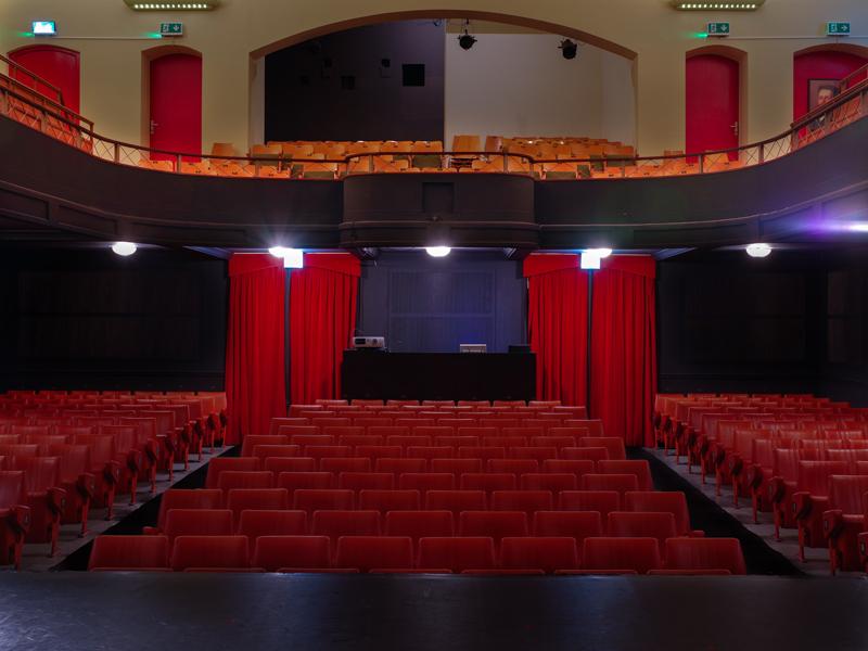 Photo de Salle centrale de la Madeleine (SCM)