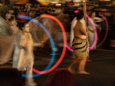 visuel pour l'événement Poï-toa maori