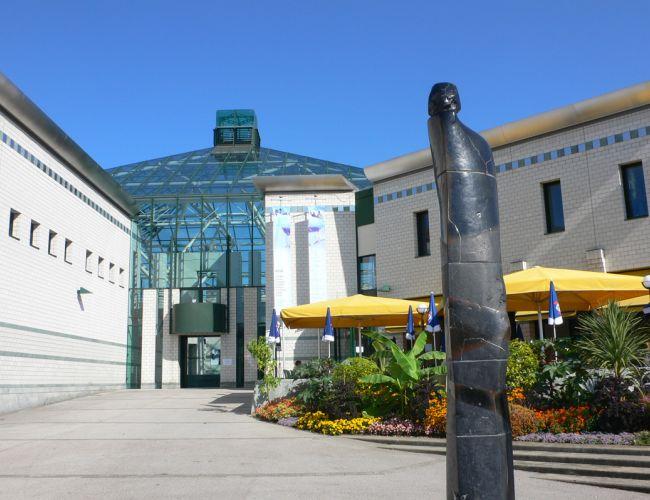 Photo de Bibliothèque Forum Meyrin