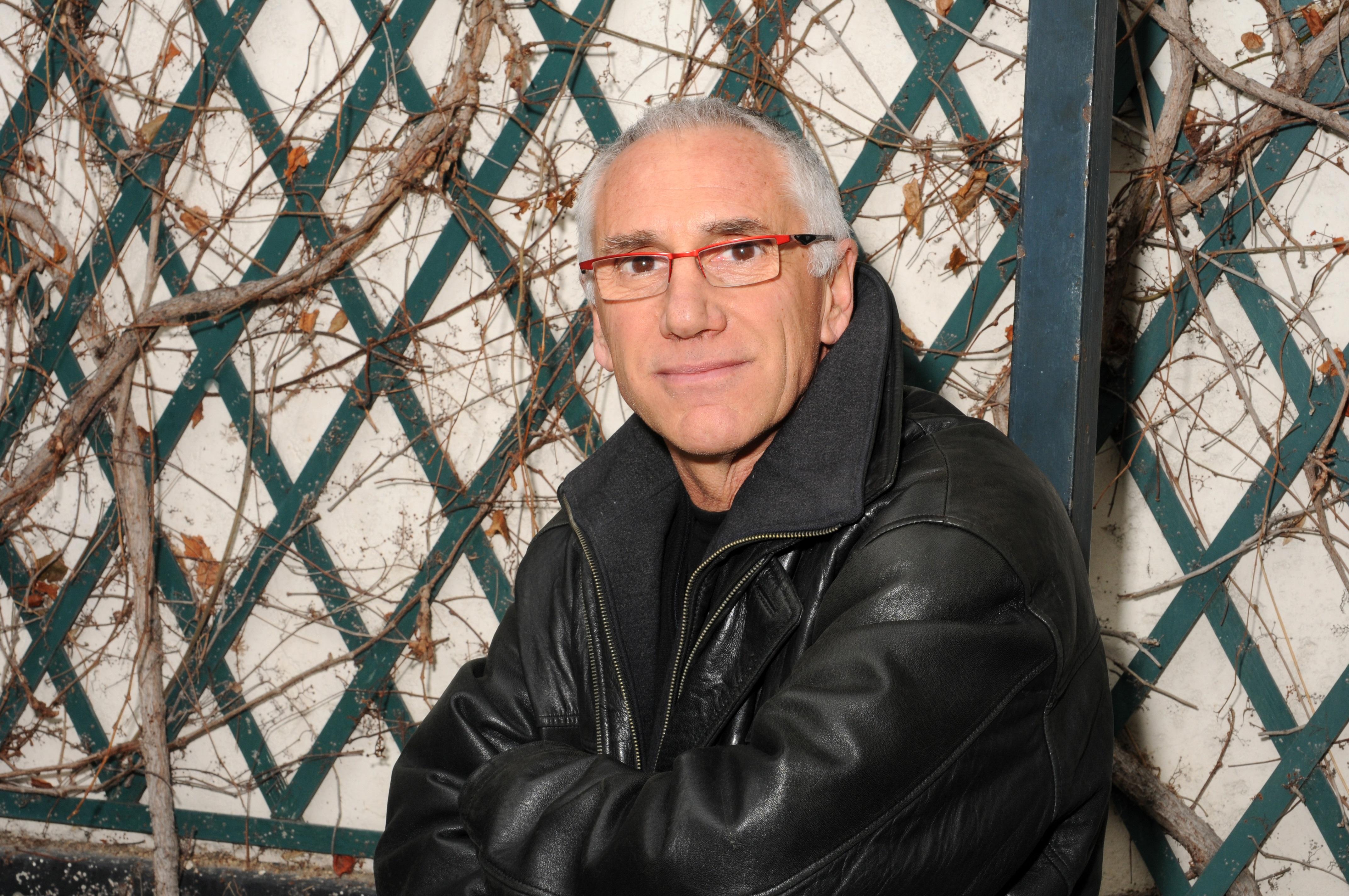 Affiche de Un auteur, des voix avec René Frégni