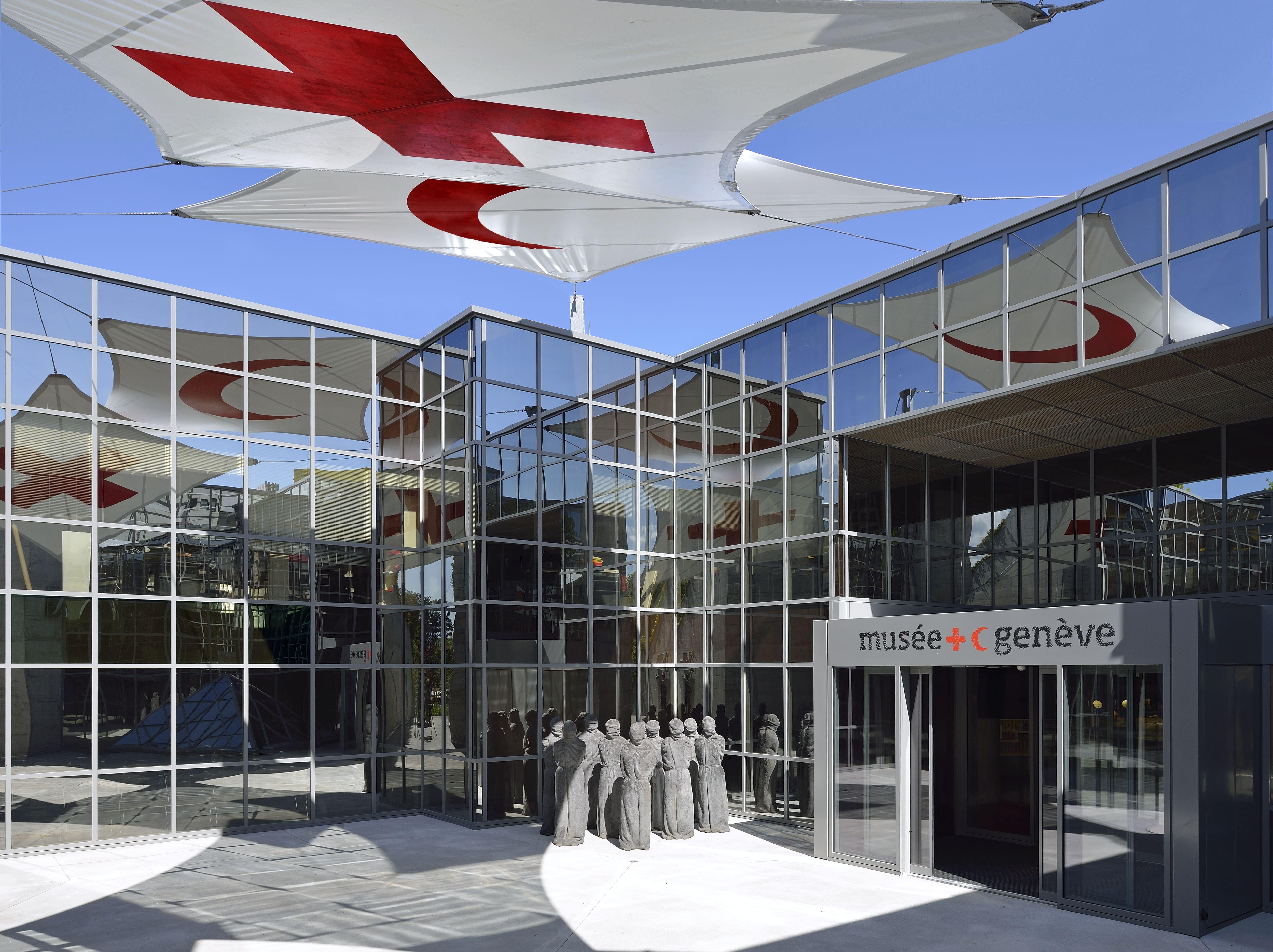 photo d'illustration du Musée international de la Croix-Rouge et du Croissant-Rouge