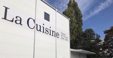 photo de la façade de la Cuisine