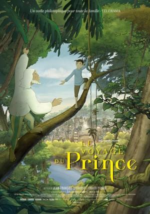 affiche du film le Voyage du Prince