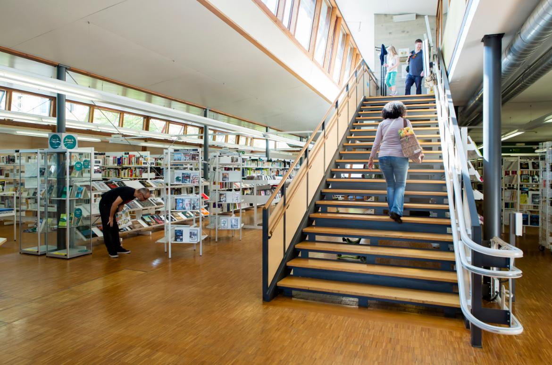 Photo de Bibliothèque municipale de Saint-Jean