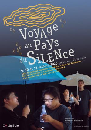 Affiche de Voyage au pays du Silence