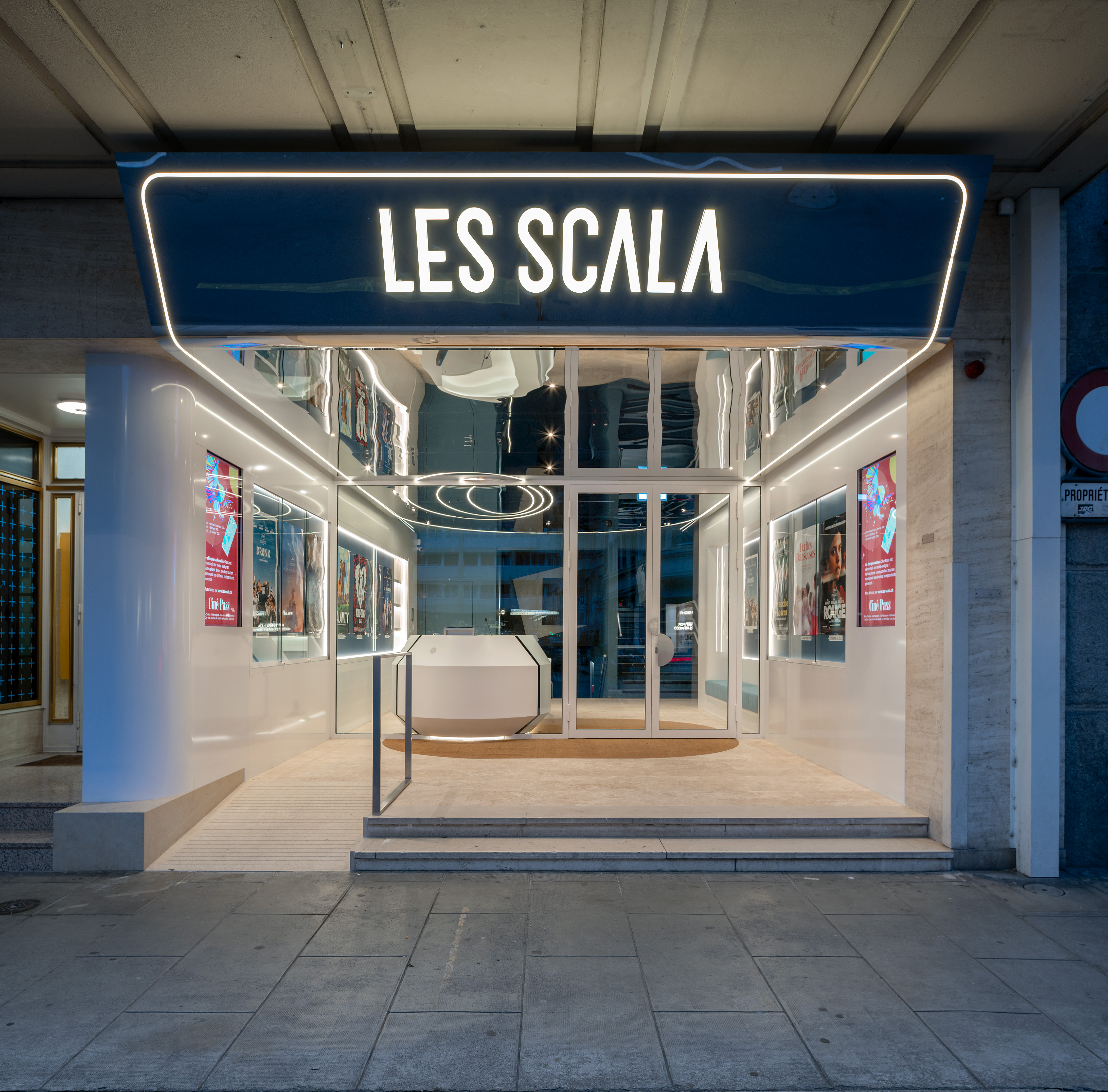 Photo de Les Scala