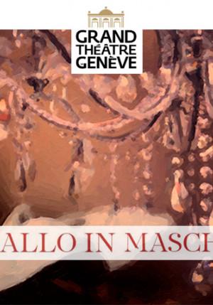 Affiche de Un ballo in maschera - PODCAST DE L'AUDIO-DESCRIPTION