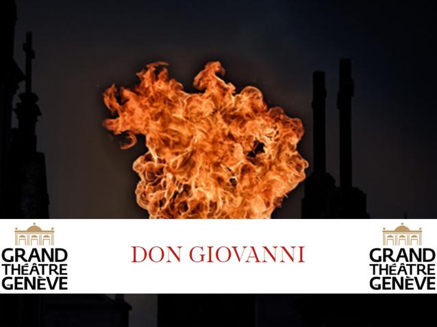 Affiche de Don Giovanni - PODCAST DE L'AUDIO-DESCRIPTION