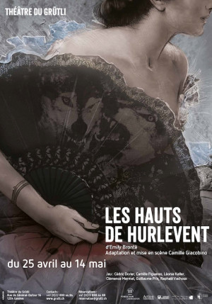Affiche de Les Hauts de Hurlevent - PODCAST DE L'AUDIO-DESCRIPTION
