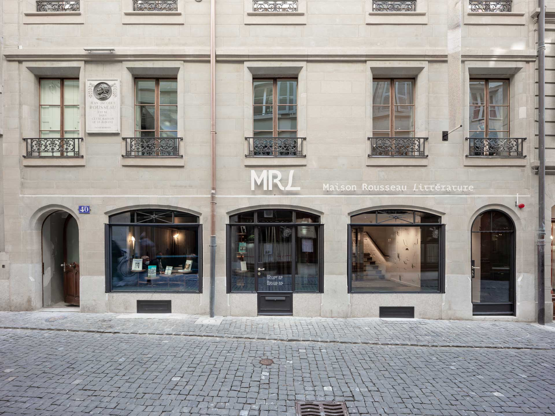 Photo de Maison Rousseau et Littérature