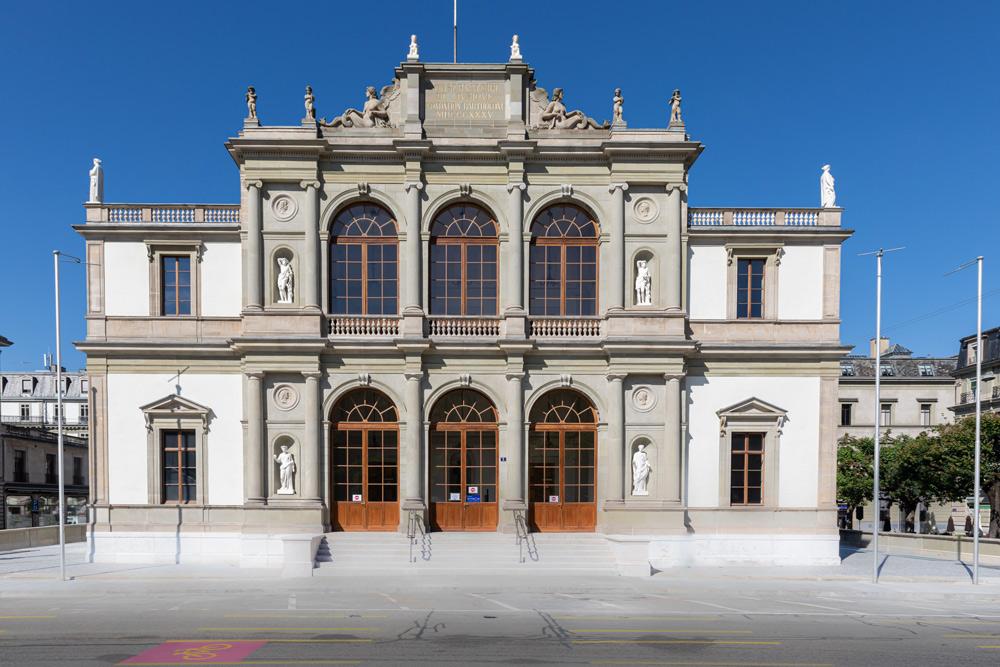 Photo de Conservatoire de musique de Genève (CMG)